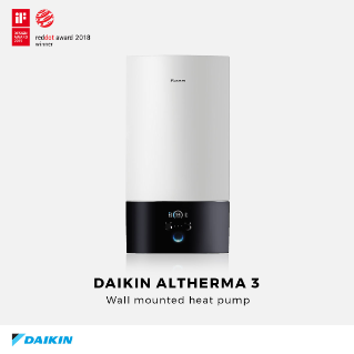Daikin Altherma 3 Wall mounted