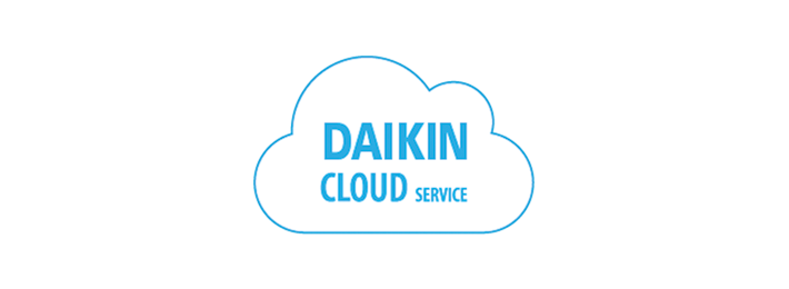 Облачна услуга Daikin Cloud Service